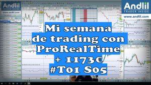 Mi semana de trading con ProRealTime 300x169
